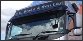 Transport Services Cheshire